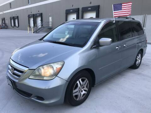 2005 Honda Odyssey for sale at Angies Auto Sales LLC in Newport MN
