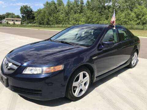 2004 Acura TL for sale at Angies Auto Sales LLC in Newport MN
