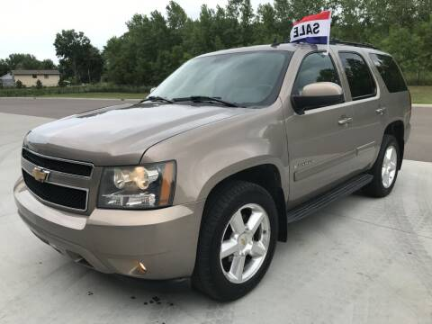 2007 Chevrolet Tahoe for sale at Angies Auto Sales LLC in Newport MN