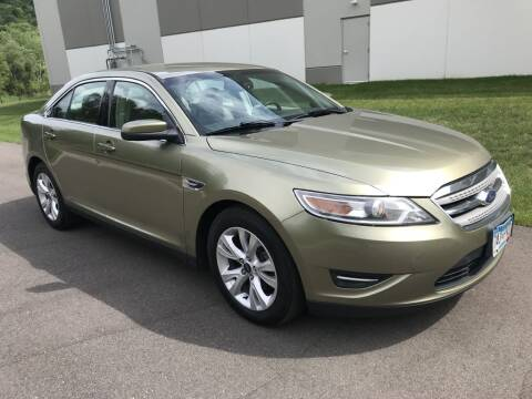 2012 Ford Taurus for sale at Angies Auto Sales LLC in Newport MN