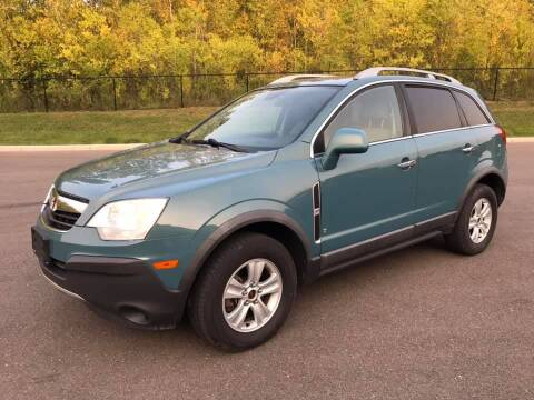 2008 Saturn Vue for sale at Angies Auto Sales LLC in Newport MN