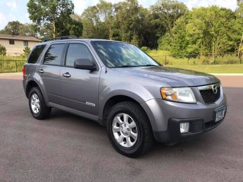 2008 Mazda Tribute for sale at Angies Auto Sales LLC in Newport MN