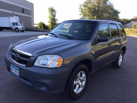 2005 Mazda Tribute for sale at Angies Auto Sales LLC in Newport MN