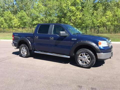 2008 Ford F-150 for sale at Angies Auto Sales LLC in Newport MN