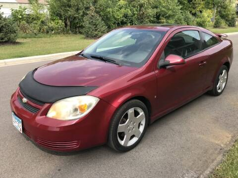2008 Chevrolet Cobalt for sale at Angies Auto Sales LLC in Newport MN