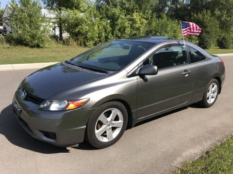 2008 Honda Civic for sale at Angies Auto Sales LLC in Newport MN