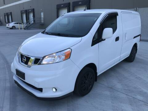2015 Nissan NV200 for sale at Angies Auto Sales LLC in Newport MN