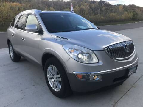 2008 Buick Enclave for sale at Angies Auto Sales LLC in Newport MN
