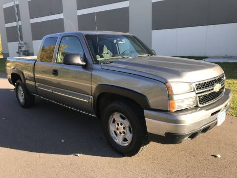 2006 Chevrolet Silverado 1500 for sale at Angies Auto Sales LLC in Newport MN