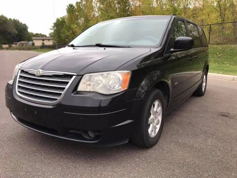2008 Chrysler Town and Country for sale at Angies Auto Sales LLC in Newport MN