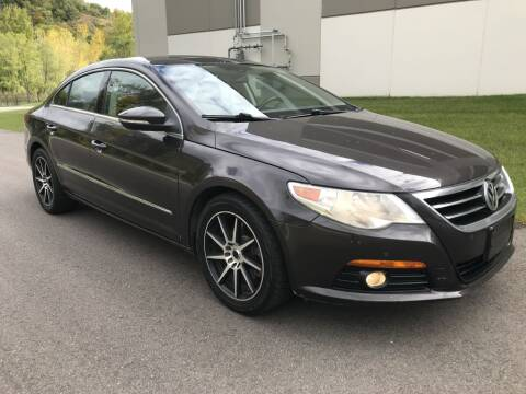 2009 Volkswagen CC for sale at Angies Auto Sales LLC in Newport MN