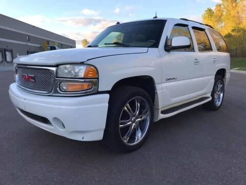 2003 GMC Yukon for sale at Angies Auto Sales LLC in Newport MN