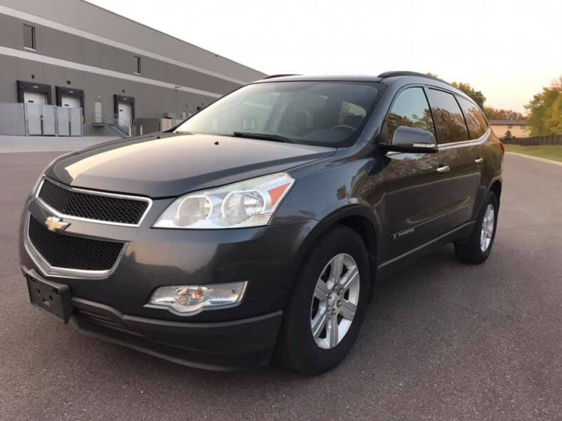 2009 Chevrolet Traverse for sale at Angies Auto Sales LLC in Newport MN