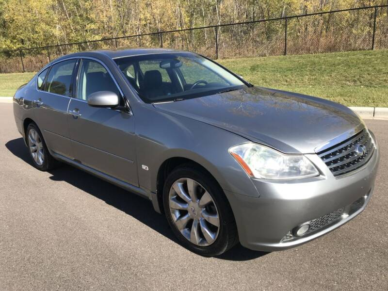 2006 Infiniti M35 for sale at Angies Auto Sales LLC in Newport MN