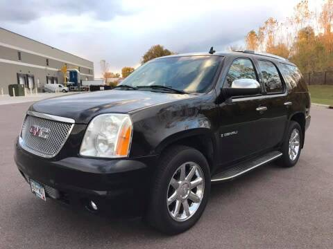 2007 GMC Yukon for sale at Angies Auto Sales LLC in Newport MN
