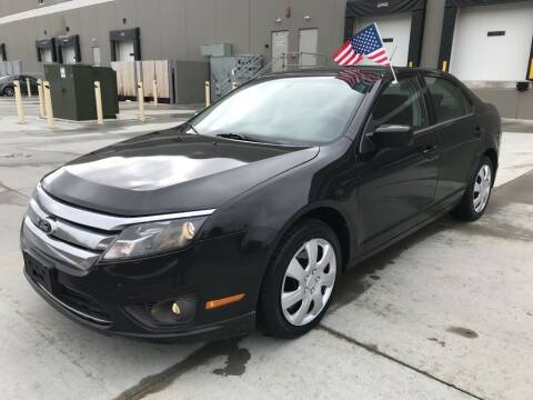 2010 Ford Fusion for sale at Angies Auto Sales LLC in Newport MN