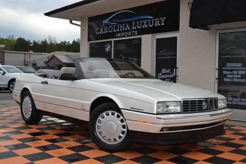 1993 Cadillac Allante for sale in Denver, NC