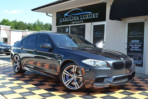 Used Bmw M5 >> 2013 Bmw M5 For Sale In Denver Nc
