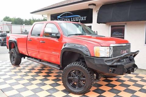 2012 GMC Sierra 3500HD for sale in Denver, NC