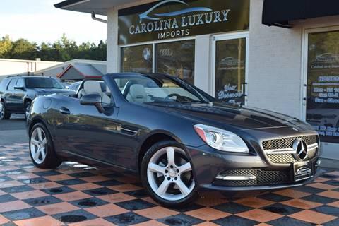 2012 Mercedes-Benz SLK for sale in Denver, NC