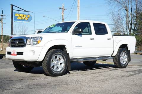 Toyota Trucks For Sale Near Me >> 2009 Toyota Tacoma For Sale In Lewiston Me