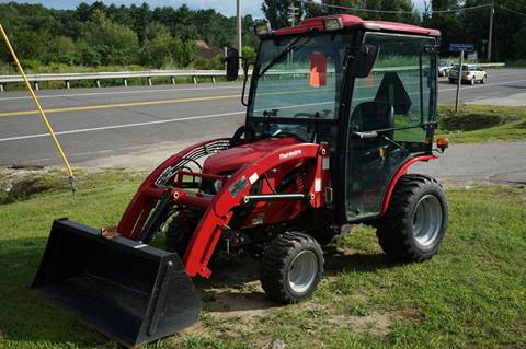 2015 Mahindra 25 for sale in Lewiston, ME
