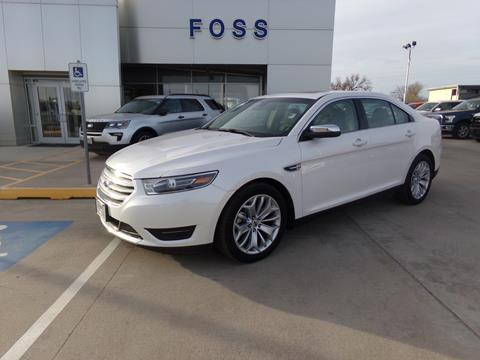 2018 Ford Taurus for sale in Liberal, KS