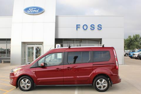 2019 Ford Transit Connect Wagon for sale in Liberal, KS
