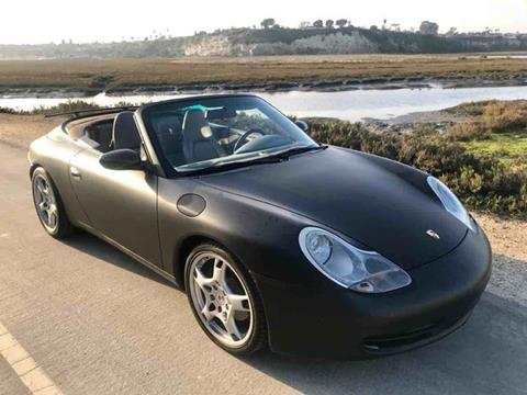 2001 Porsche 911 for sale in Costa Mesa, CA