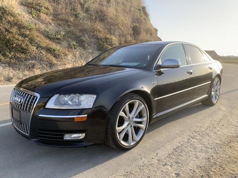 2008 Audi S8 for sale at TOP OFF MOTORS in Costa Mesa CA