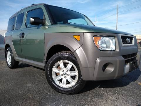 2005 Honda Element for sale in Indianapolis, IN