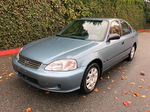 2000 Honda Civic for sale in Everett, WA