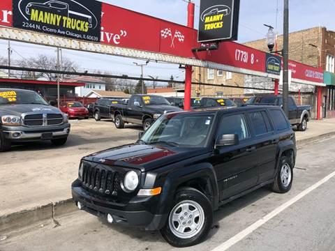 2014 Jeep Patriot for sale in Chicago, IL