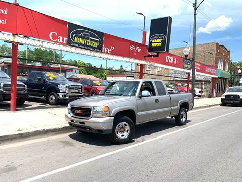 2000 GMC Sierra 2500 for sale in Chicago, IL