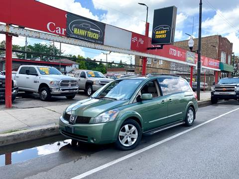 2004 Nissan Quest for sale in Chicago, IL