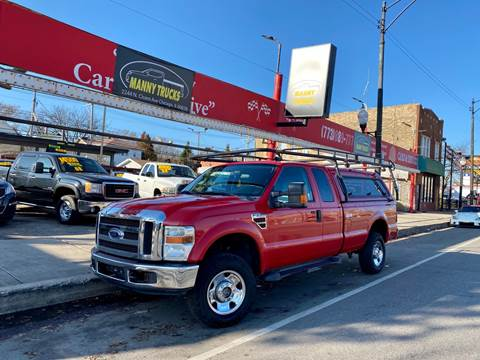 2008 Ford F-250 Super Duty for sale in Chicago, IL