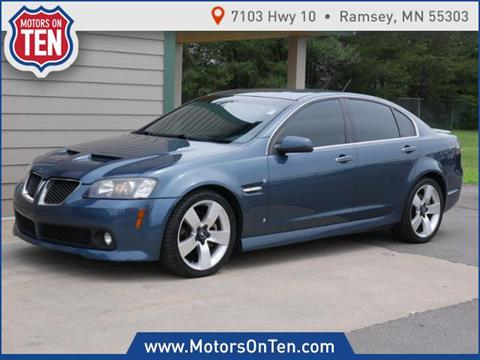 2009 Pontiac G8 for sale in Ramsey, MN