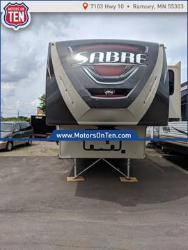 2015 Palomino SABRE for sale in Ramsey, MN