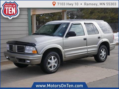 2001 Oldsmobile Bravada for sale in Ramsey, MN