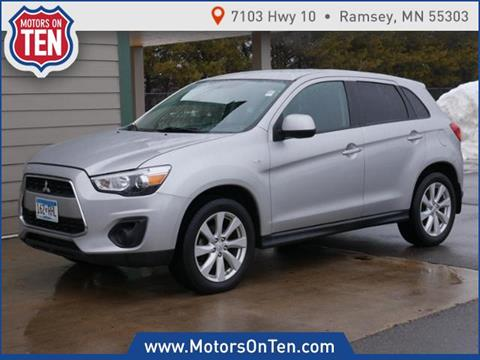 2014 Mitsubishi Outlander Sport for sale in Ramsey, MN