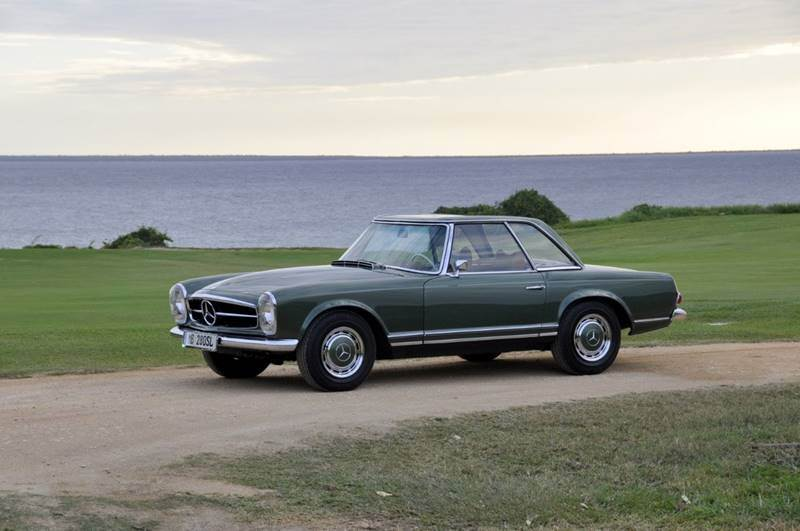 1969 Mercedes-Benz 280-Class for sale in Providence, RI