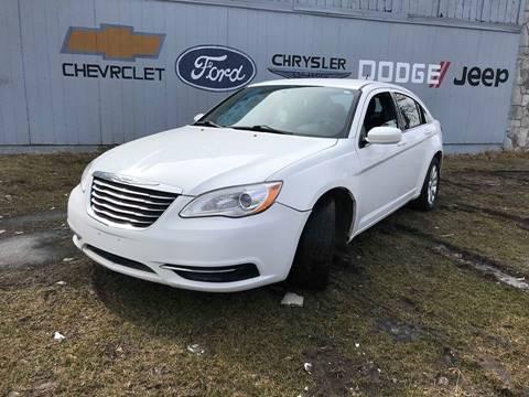 2012 Chrysler 200 for sale in Detroit, MI