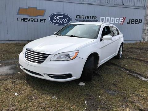 2012 Chrysler 200 for sale in Detroit, MI