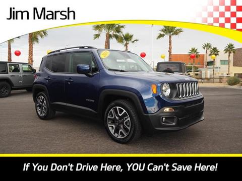 2018 Jeep Renegade for sale in Las Vegas, NV
