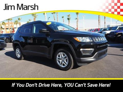 2017 Jeep Compass for sale in Las Vegas, NV