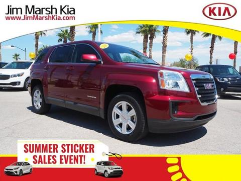 2016 GMC Terrain for sale in Las Vegas, NV