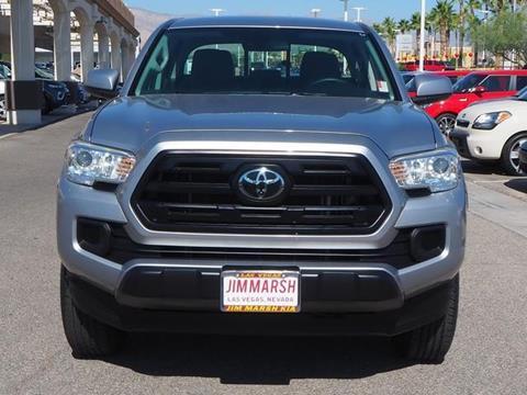 Las Vegas Toyota >> Used Toyota Tacoma For Sale In Las Vegas Nv Carsforsale Com