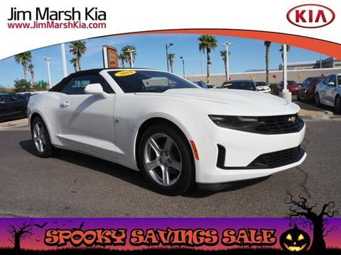 2019 Chevrolet Camaro for sale in Las Vegas, NV