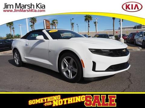 2019 Chevrolet Camaro for sale in Las Vegas, NV