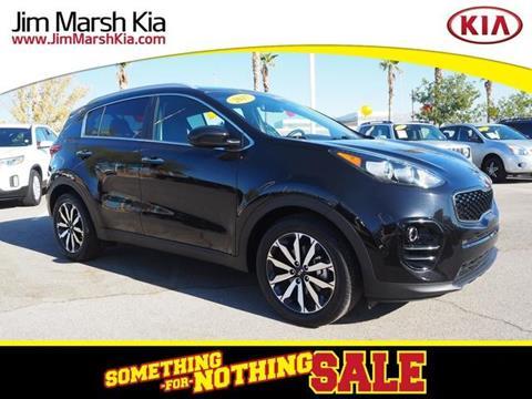 2017 Kia Sportage for sale in Las Vegas, NV